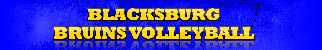 Blacksburg High School Volleyball